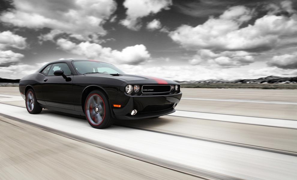 Dodge Challenger Rallye Redline 2012. © Chrysler Group LLC