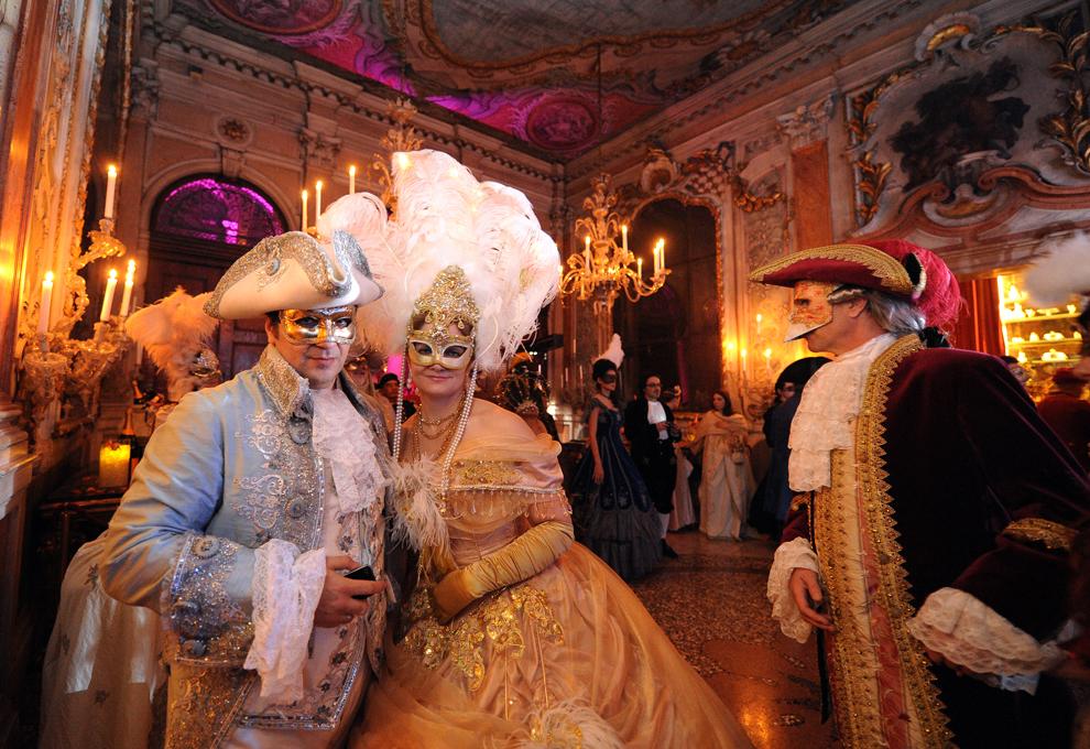 этим как надо одеваться на венецианский бал фото особое