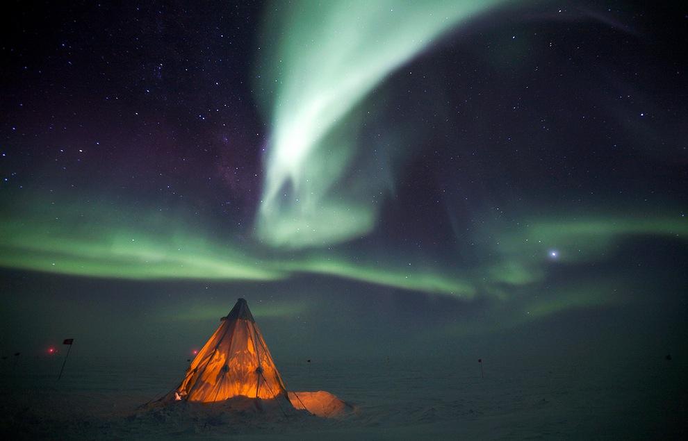 В плену Антарктиды