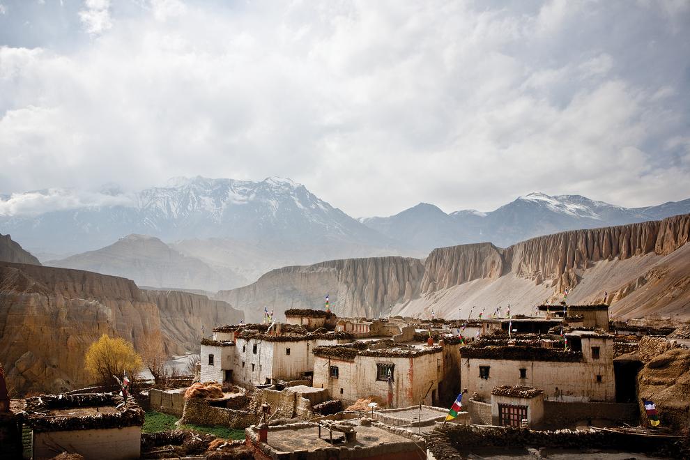 Мустанг — бывшее тибетское королевство Ло (20 фото)