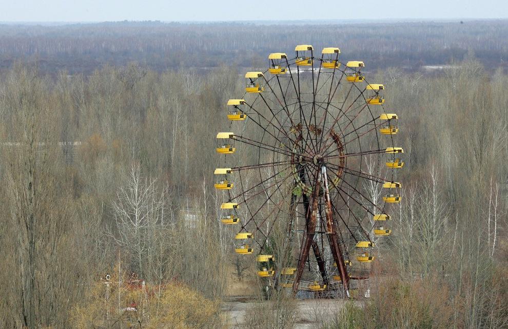 26 лет назад, 26 апреля… Чернобыль (26 фото)