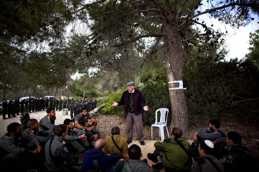 Израиль в трауре: Это чудовищное слово «Холокост» (10 фото)