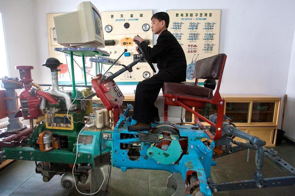 Большой год Северной Кореи. Часть 1 (30 фото)