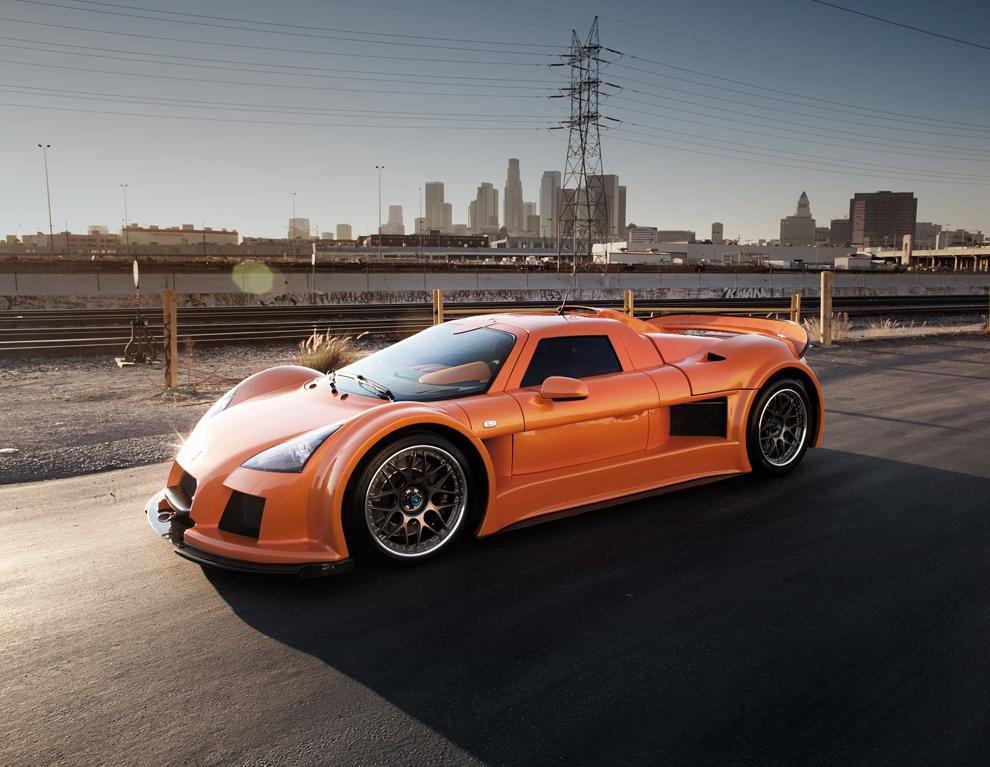Топ-10 самых быстрых автомобилей современности (10 фото)
