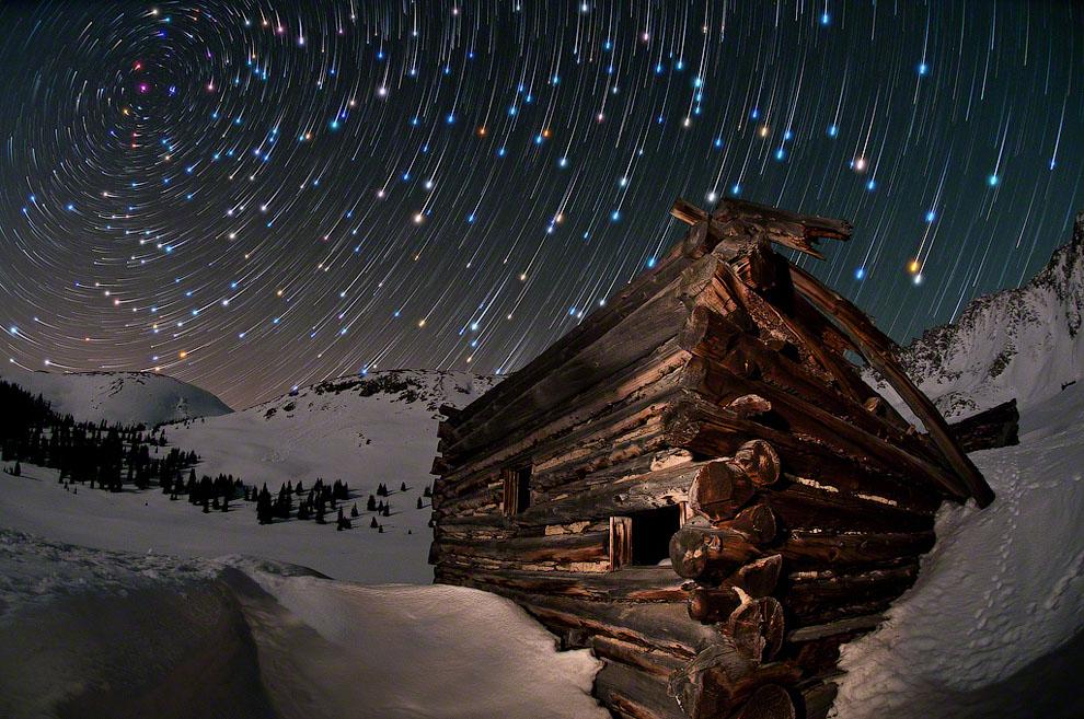 Красота ночного неба над Колорадо (10 фото)