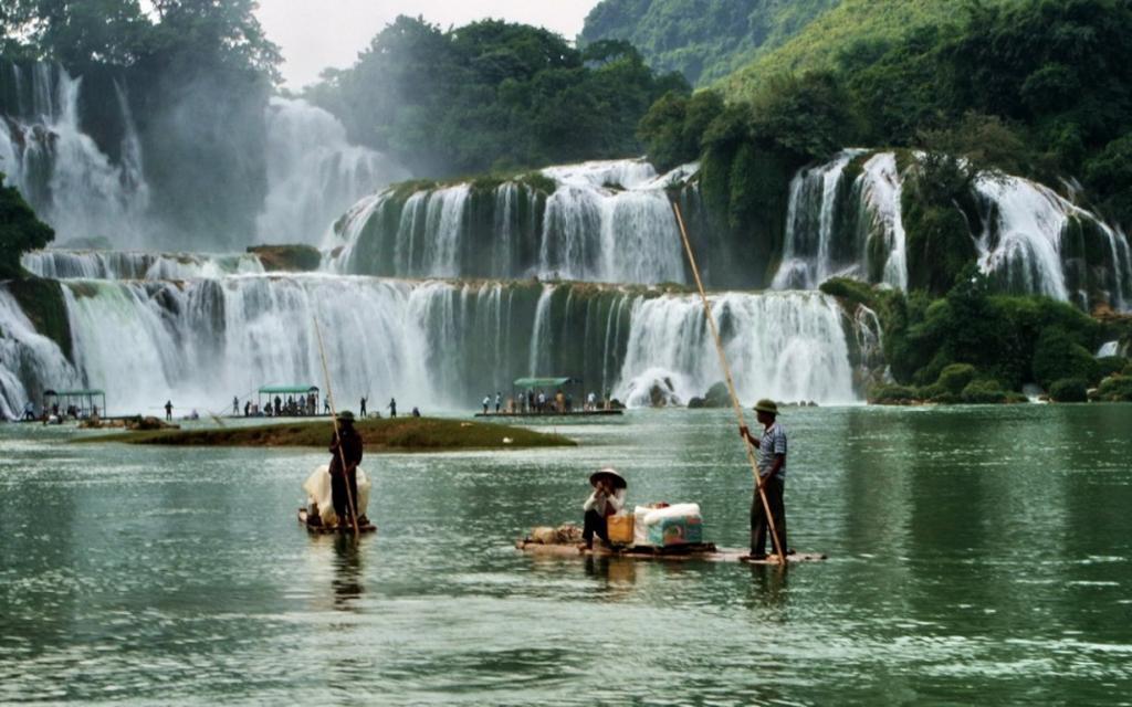 Топ 10 самых величественных водопадов