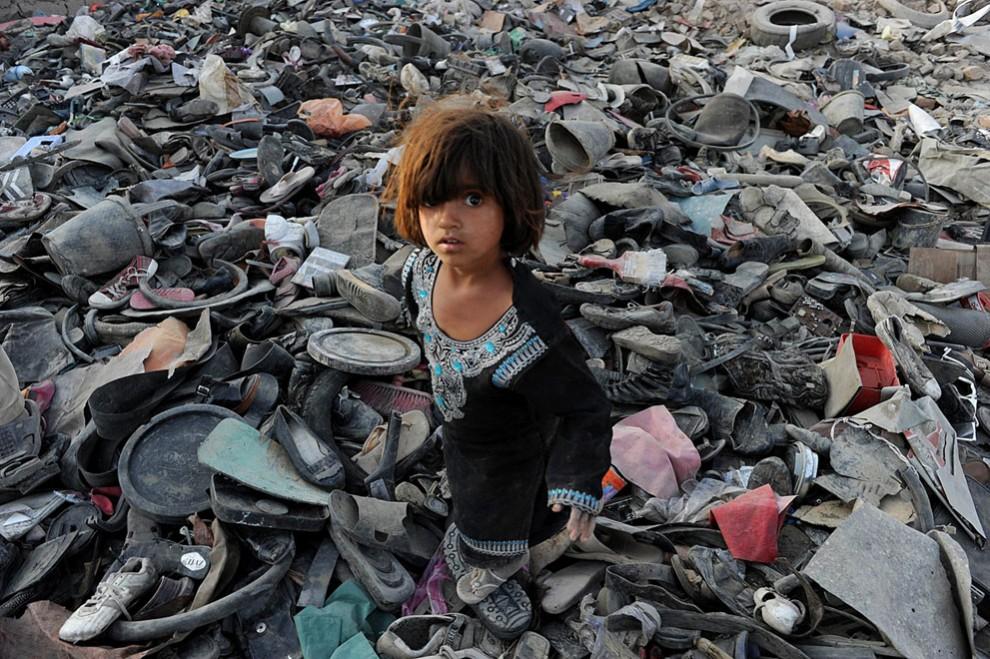 Куда девается мусор? (15 фото)