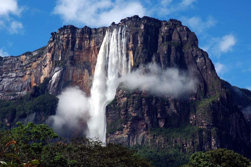 Топ-10 самых величественных водопадов мира (10 фото)