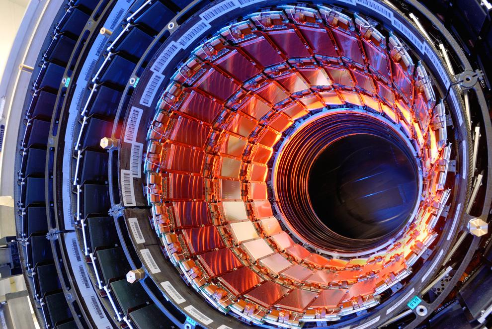 Внутри Большого адронного коллайдера (30 фото)
