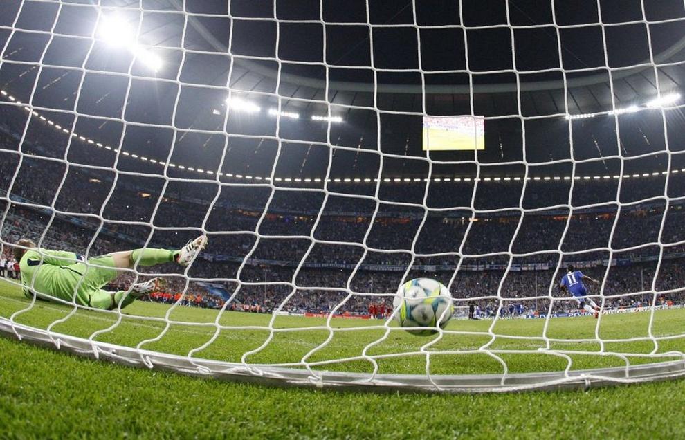Исторический успех «Челси» (15 фото)
