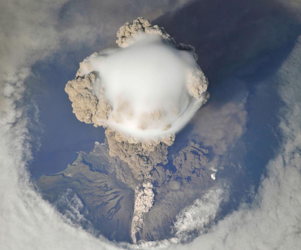 Пейзажи Земли с борта МКС. Выпуск 1 (15 фото)