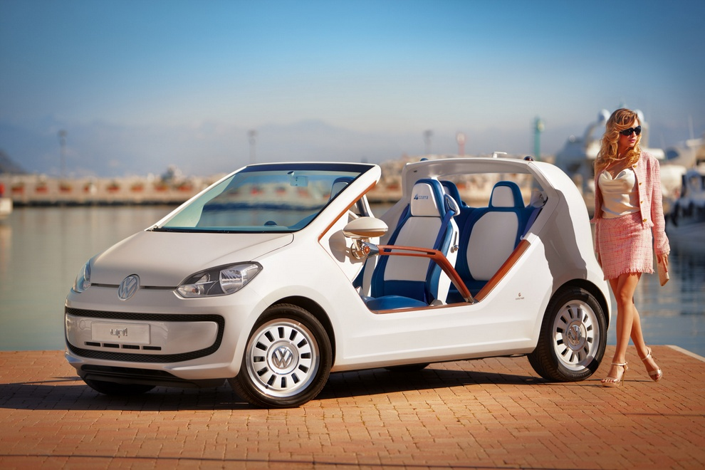 Кабриолет? Volkswagen up! (10 фото)