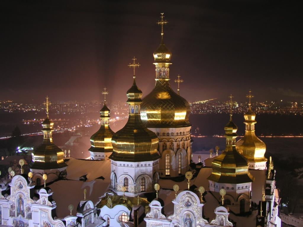 Киев. Эссе ко дню города (25 фото)