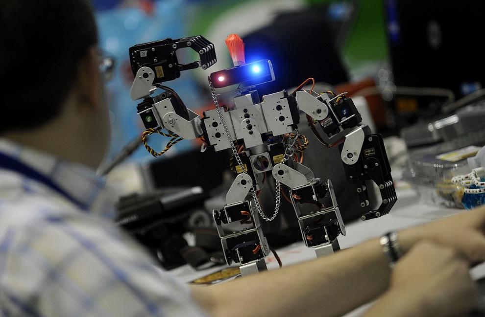 Роботы. Выпуск 2 (25 фото)