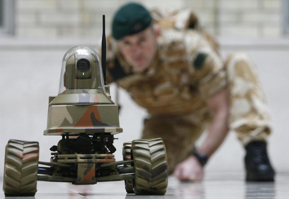 Пентагон: хотим, чтобы танковым боем управлял искусственный интеллект