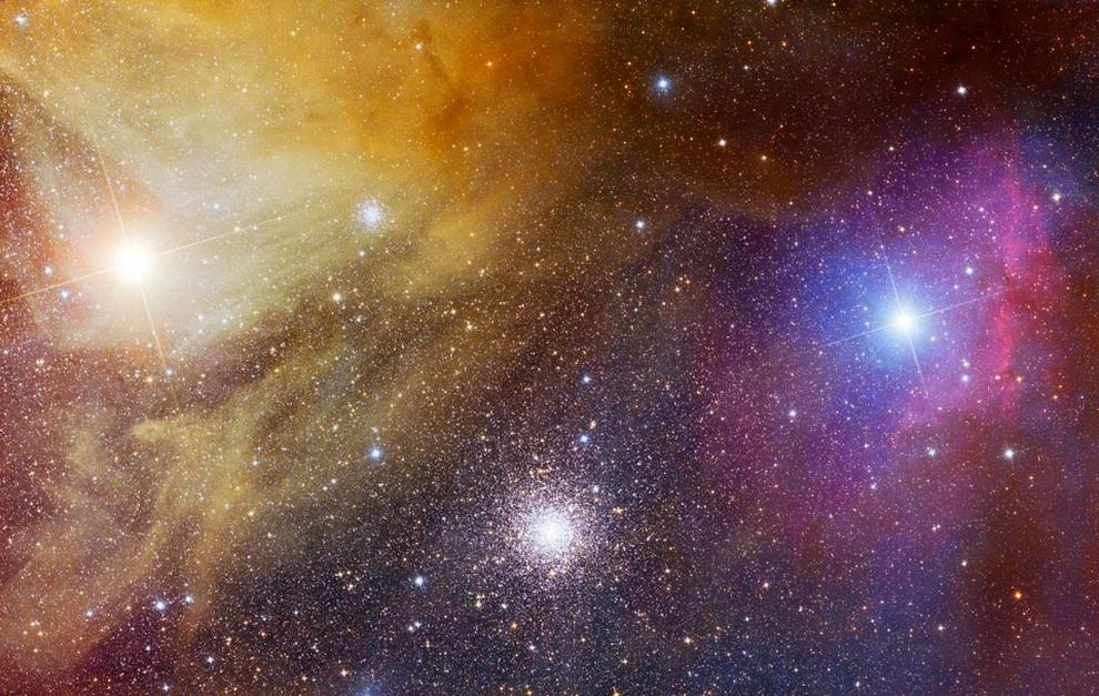 Месяц астрономии: Лучшие кадры апреля (10 фото)