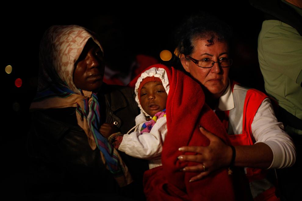 Жизнь беженцев (15 фото)