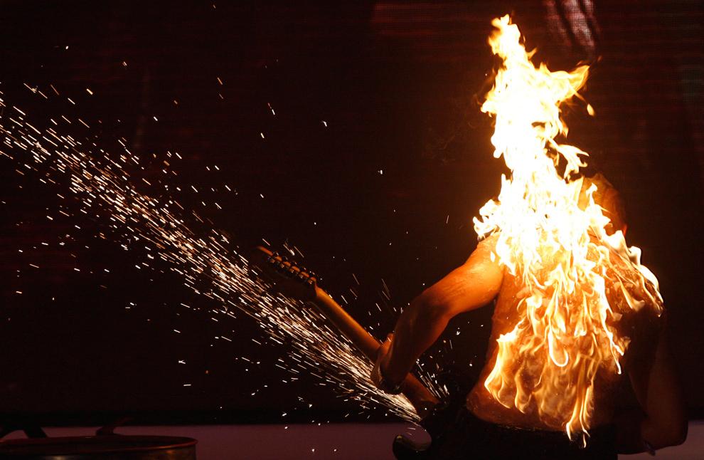 фотографии холодного огня известно, бузова очень