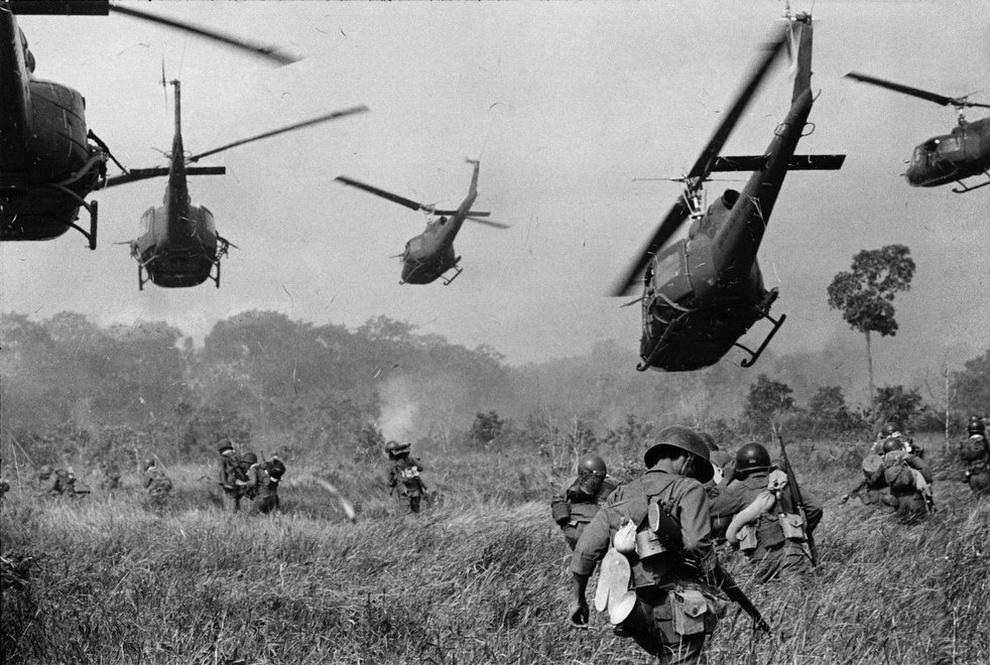 Хорст Фаас. Прощание с легендой военной журналистики (10 фото)