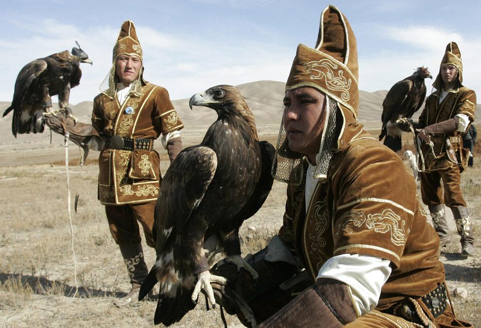 Дикий край Кыргызстан (12 фото)