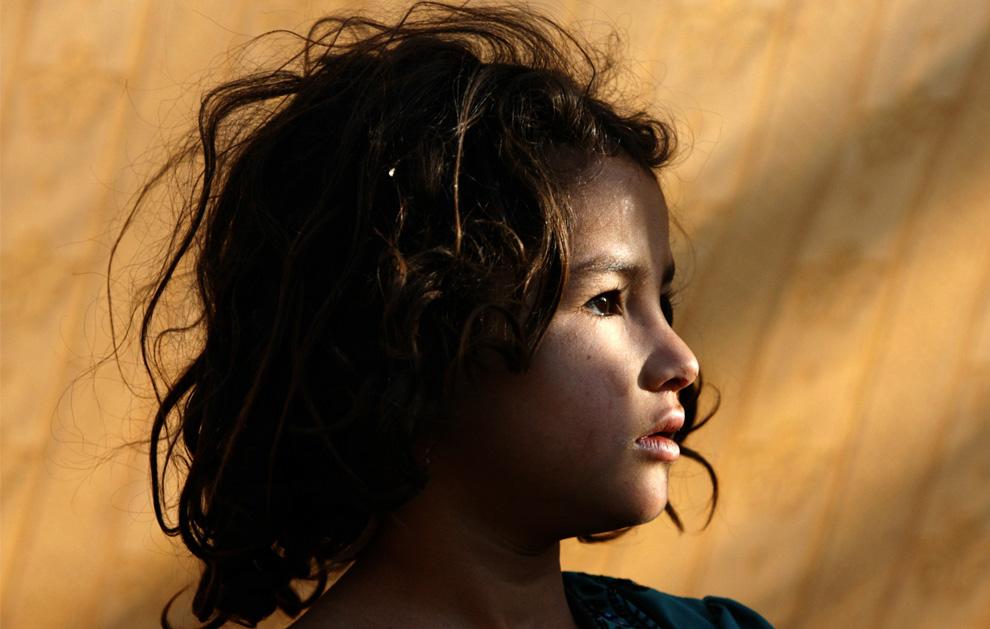 Дети-беженцы из Пакистана (25 фото)