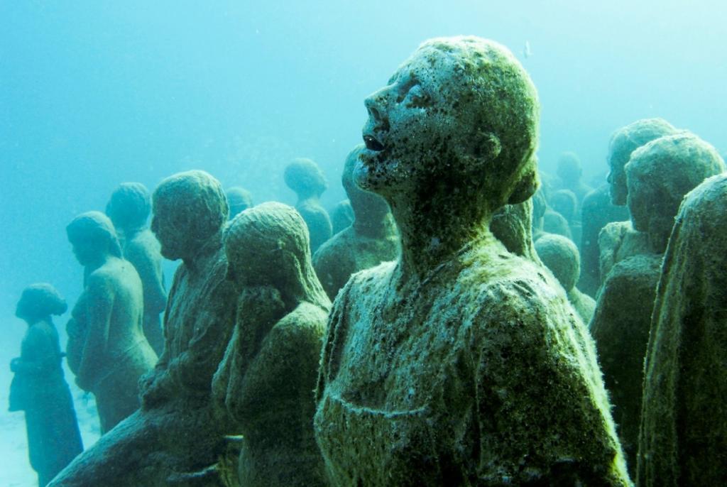 Искусственные рифы (15 фото)