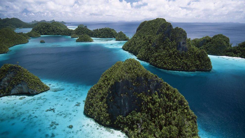 Страна тысячи островов – Индонезия. Продолжение (11 фото)