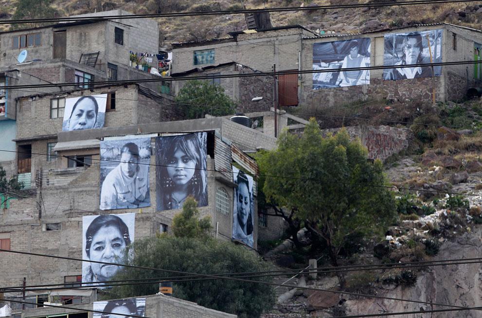 В Мексике прошла первая общенациональная акция против насилия в отношении женщин