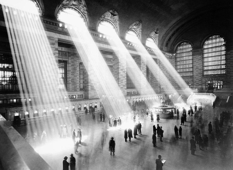 Исторические снимки Нью-Йорка из городского архива (20 фото)