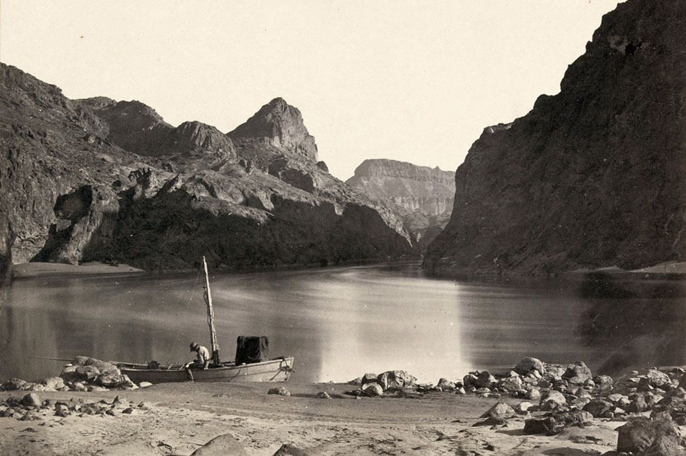 Дикий Запад, каким он был 150 лет назад (15 фото)