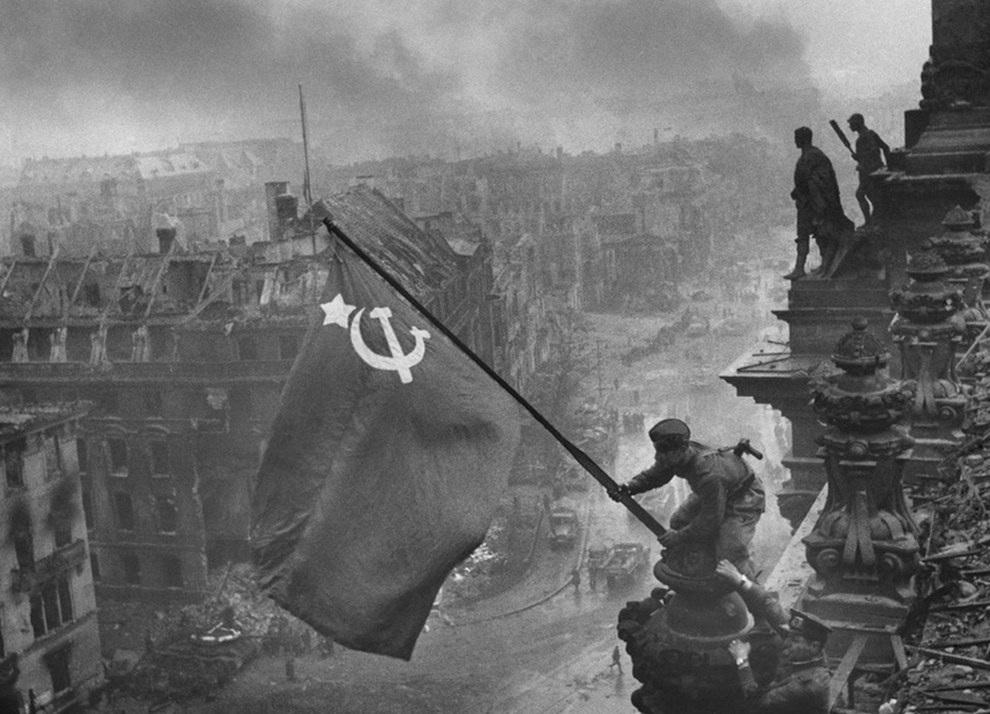День Победы! Как это было в 1945 году (25  фото)