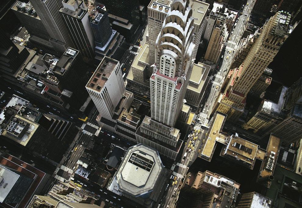 Ландшафты Земли с высоты птичьего полёта (20 фото)