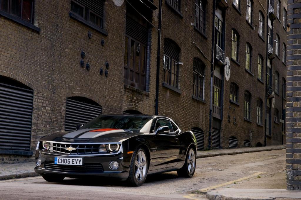 Chevrolet Camaro: Россиянам — втридорога (20 фото)