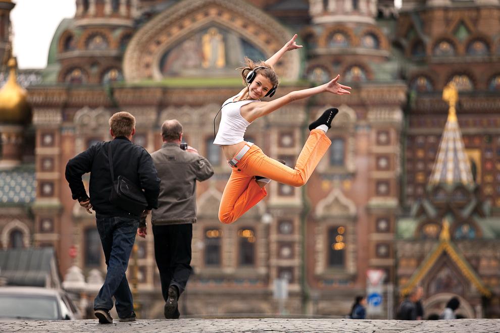Танцующий Петербург (33 фото)