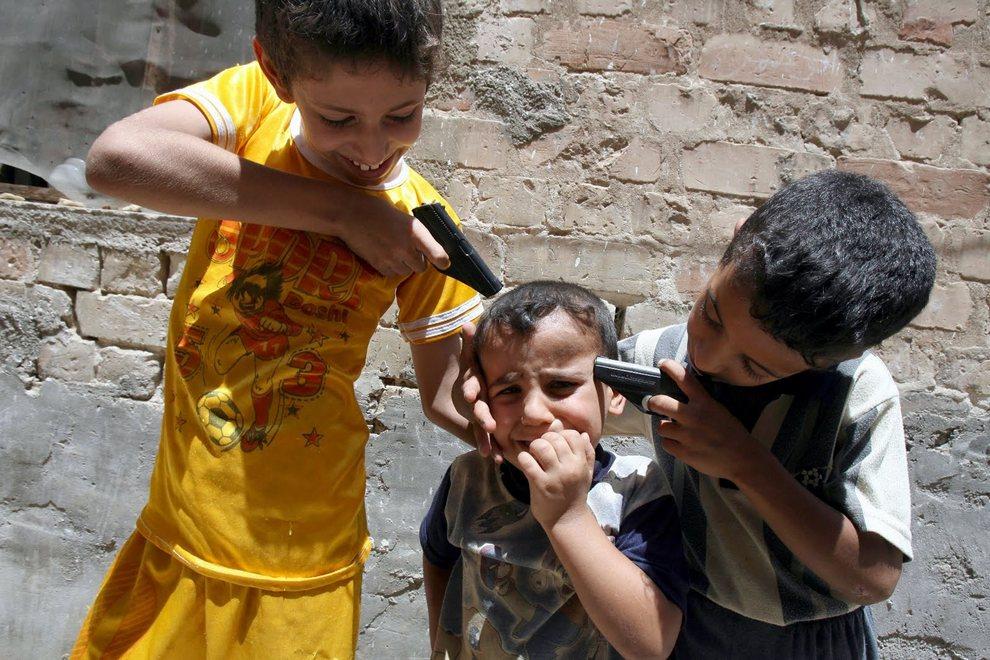 Ирак: Нефтяное проклятие. Продолжение (15 фото)