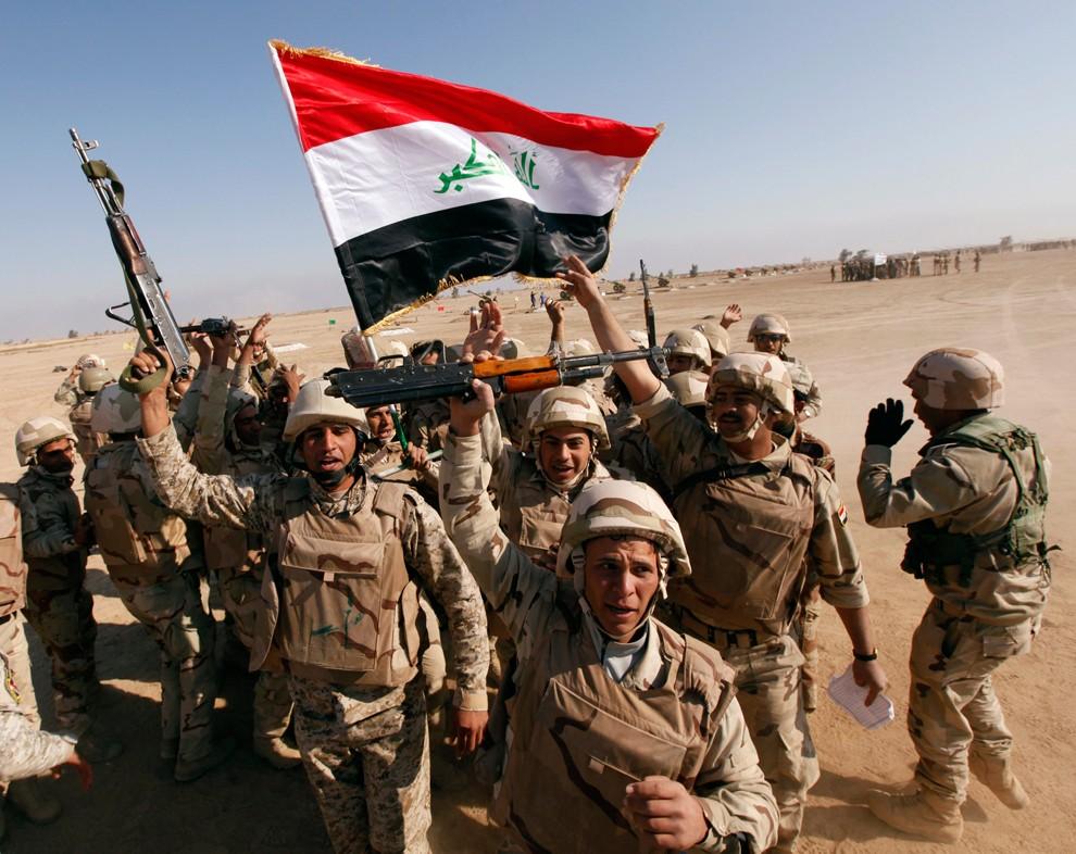Ирак: Нефтяное проклятие (15 фото)