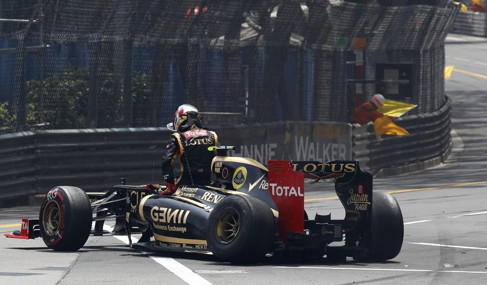 Альтернативный фотоотчёт Гран-при Монако (20 фото)