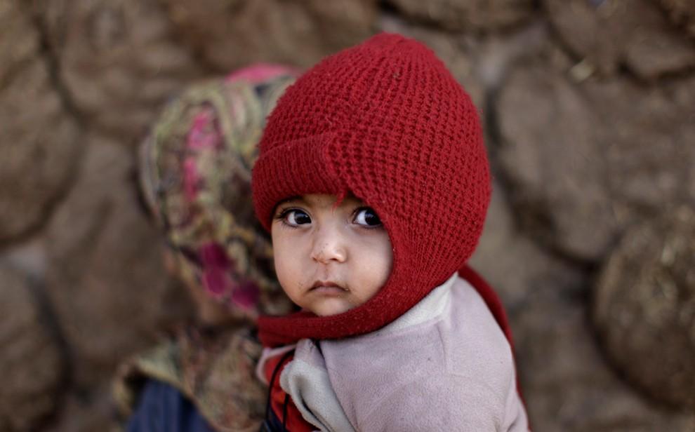 Жители трущоб (20 фото)