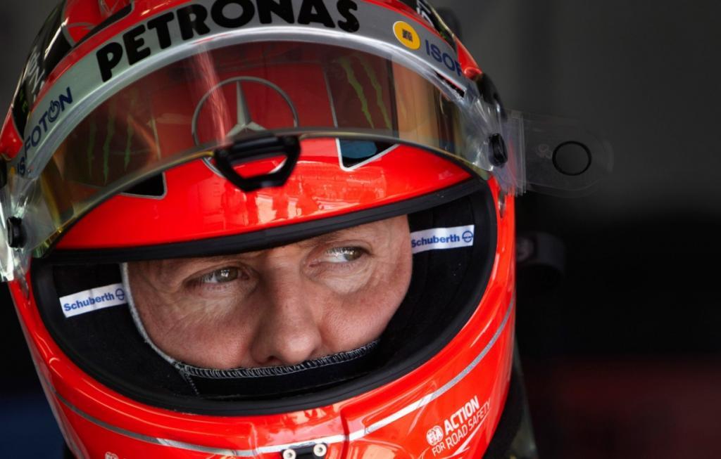 Семикратный чемпион мира Михаэль Шумахер. (Daimler AG/HochZwei)