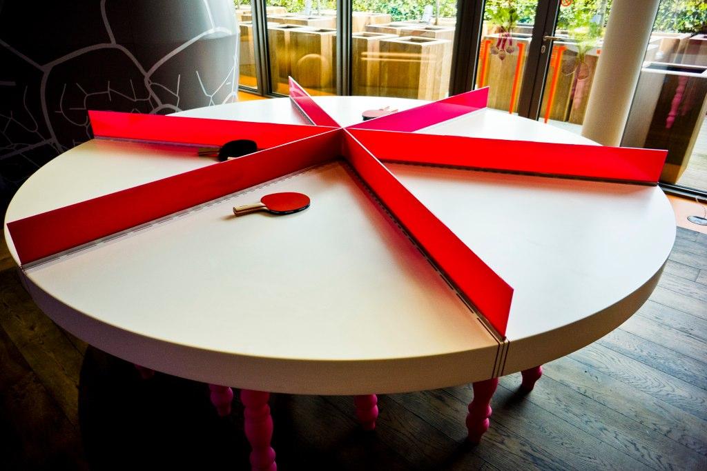Прогулка по лондонскому офису Google (25 фото)