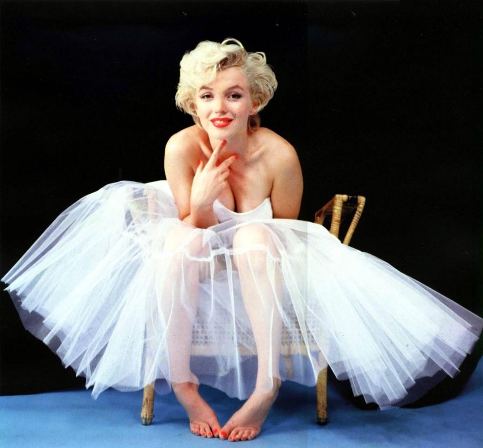 Мэрилин Монро: 86 лет легенде! (15 фото)