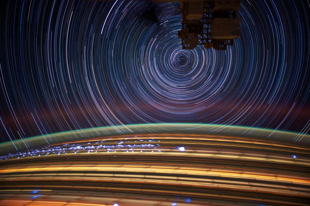 Звездные следы Дональда Петтита (20 фото)