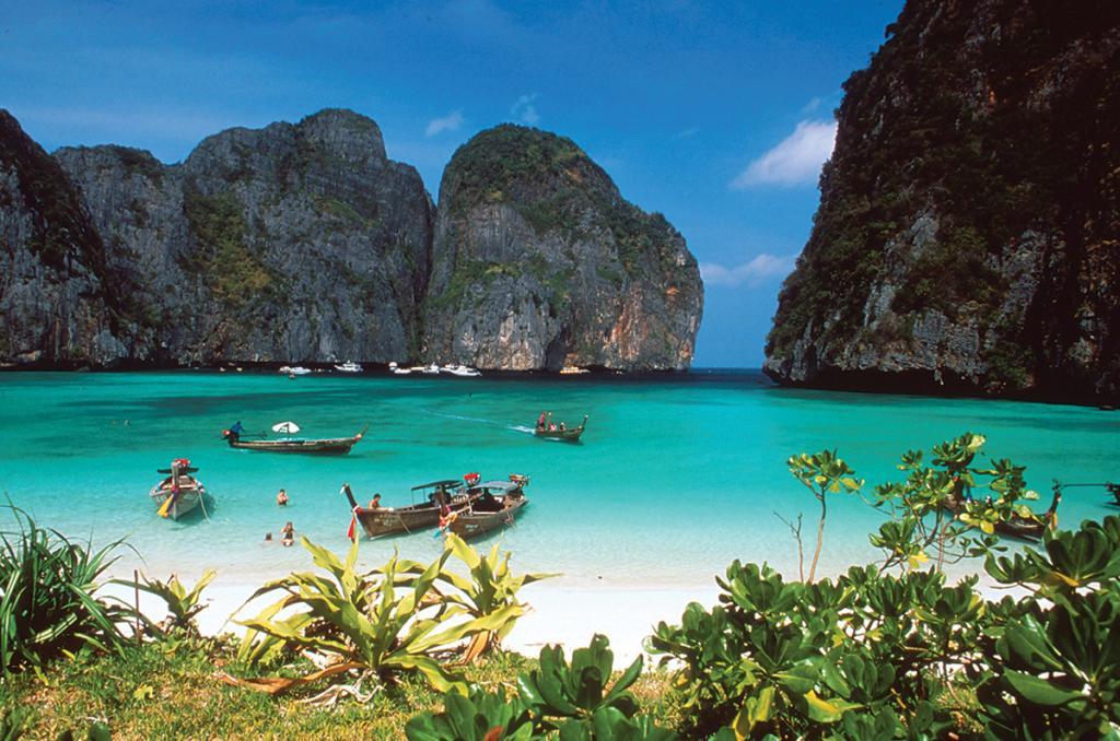 Топ-10 самых райских островов на планете (10 фото)