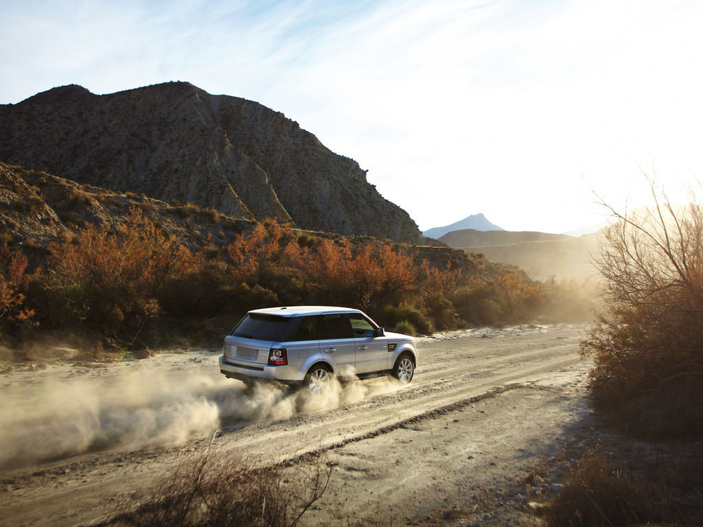 Range Rover Sport 2013. (Jaguar Land Rover)