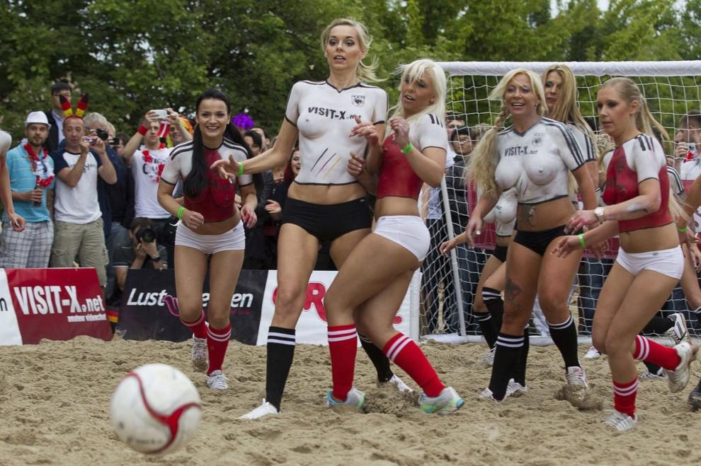 Фудбол секс