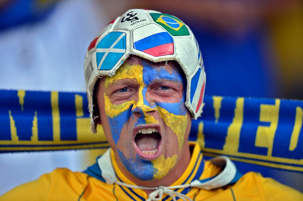 Евро-2012: Болельщики (20 фото)