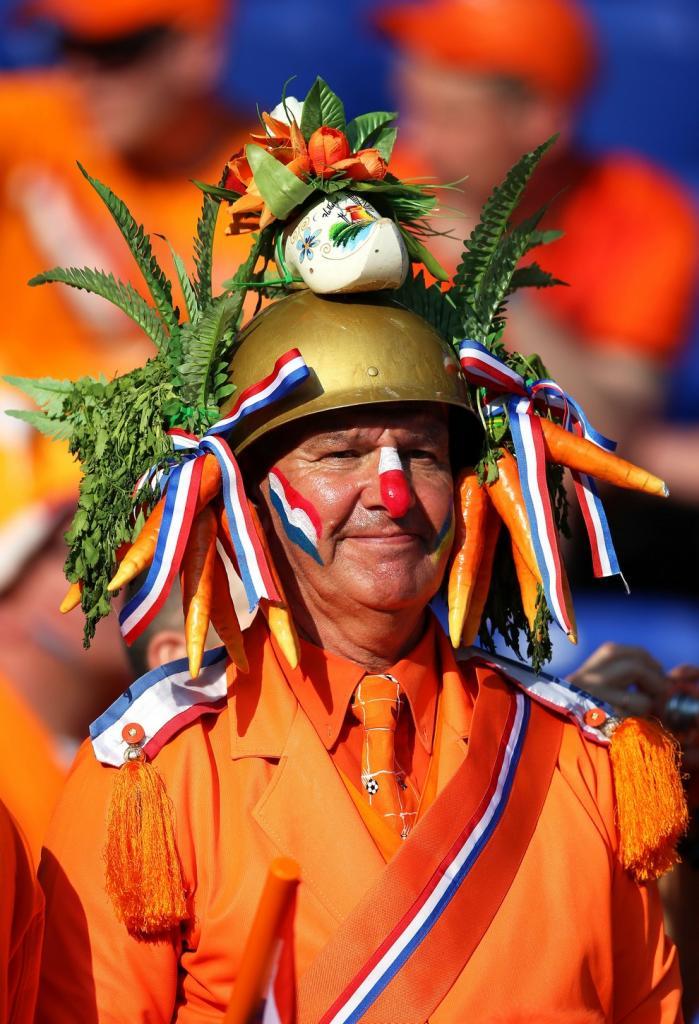 Евро-2012: Болельщики, продолжение (20 фото)