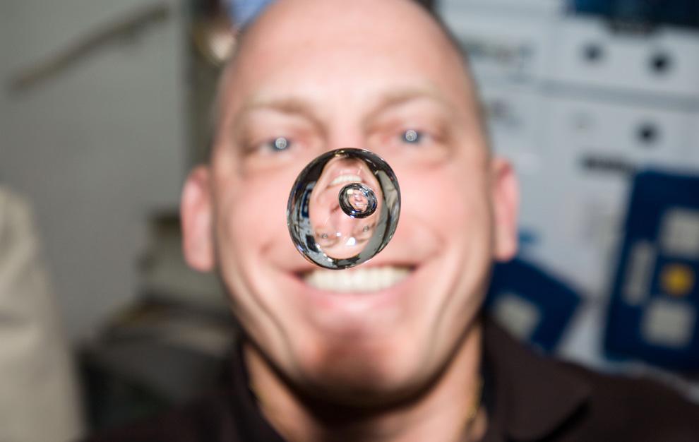 Пункт назначения — Международная космическая станция (37 фото)