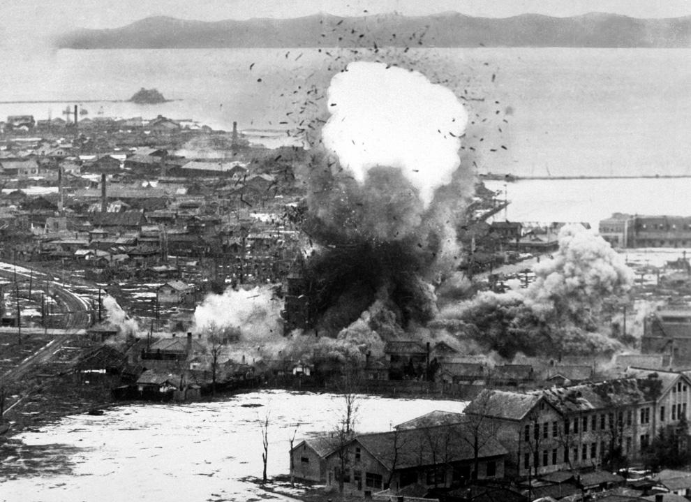 Корейская война: Ретроспектива (20 фото)