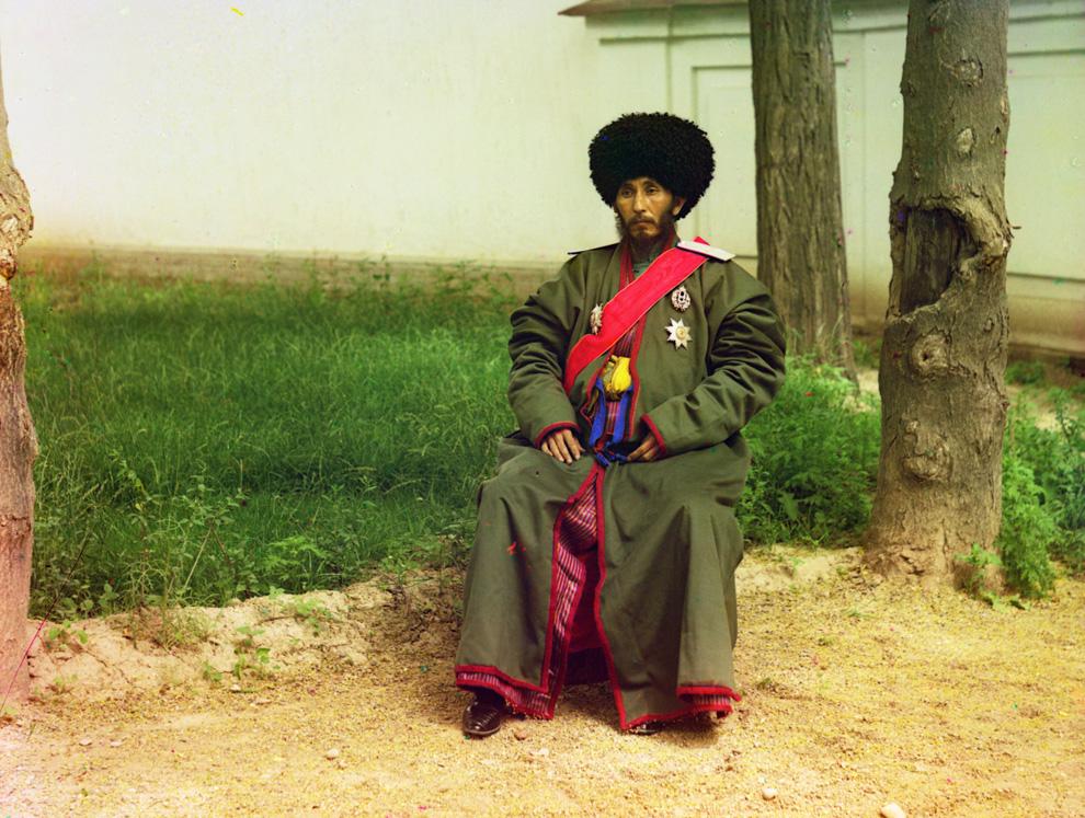 Российская Империя в цвете, сто лет назад (17 фото)